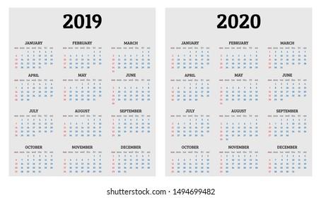 Calendario Agosto 2020.Calendario Agosto 2019 Images Stock Photos Vectors