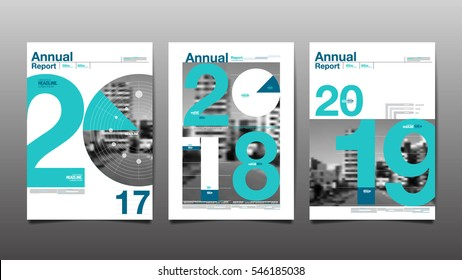 annual report 2017,2018,2019,future, business, template layout design, cover book. vector illustration,presentation abstract flat background.