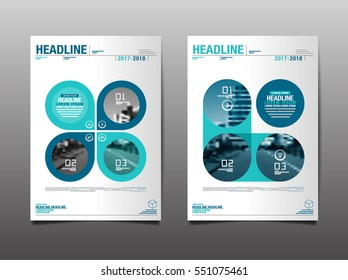 annual report 2017,2018,future, business, template layout design, cover book, poster, vector illustration.