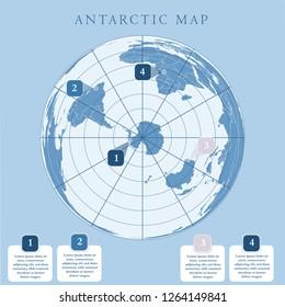 Antarctic Circle Images, Stock Photos & Vectors   Shutterstock