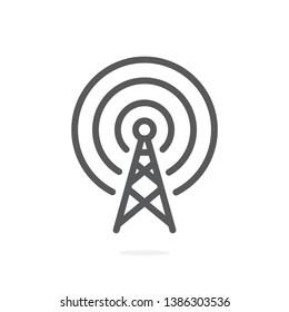 Internet Antenna Images, Stock Photos & Vectors | Shutterstock