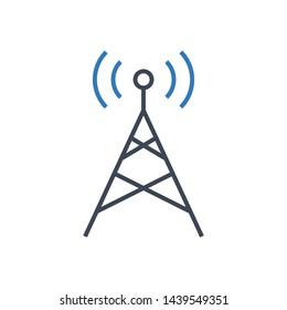Wireless Tower Stock Vectors, Images & Vector Art | Shutterstock