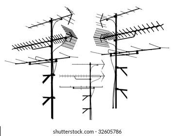 Antenna Vector 01