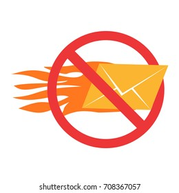 Anti Spam Email. Spam filter. Anti phishing. Secure communication.