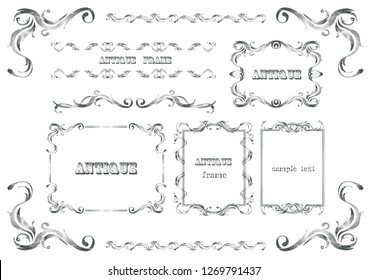 Border Design Images Stock Photos Amp Vectors Shutterstock