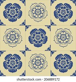 Antique Tiles Pattern