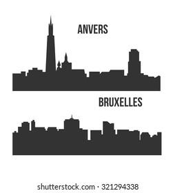 Antwerp, Brussels, Belgium ( Anvers, Bruxelles, Belgique)