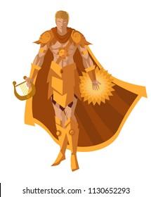 apollo greek mythology god of sun