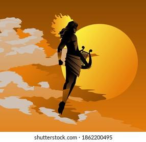 apollo sun greek mythology god