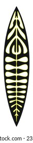 aposematic surf / kayak / board design