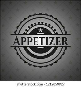 Appetizer black badge