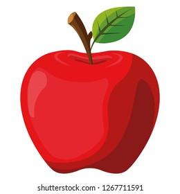 apple fruit design