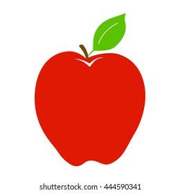 Apple Illustration in Color