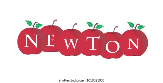 Apple of Isaac Newton