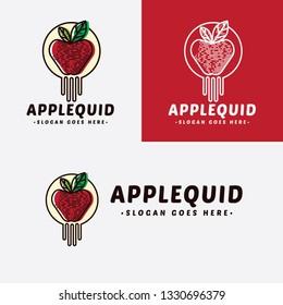 Apple Liquid Logo