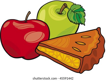 apples and apple pie