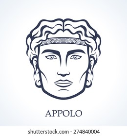 Appolo (Apollo), ancient greek god of music, truth and prophecy