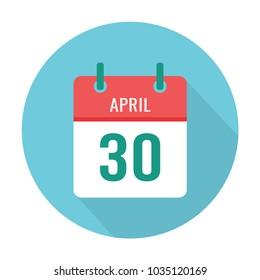 April 30. International jazz day. International Priest Day.