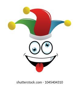 Cartoon Joker Images Stock Photos Vectors Shutterstock
