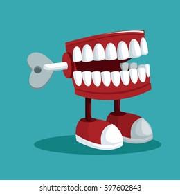 april fools day teeth practical joke