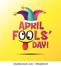 April fool's day, Typography, Colorful