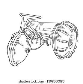 Aqua cycle water trike tricycle,  Water Tricycle, Aqua bike, Water bike, Water pedal trike