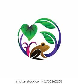 Aquascape Logo Design Aquascape Vector Logo Stock Vector Royalty Free 1756162268