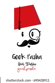 Arabian Turkish Geek pasha/  Pasha definition is a title placed after the name, formerly held by high officials in countries under Turkish rule.