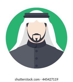 Arabian Vector Icon