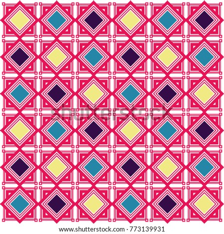 Arabic Pattern Middle East Mosaic Stock Vector Royalty Free Fascinating Middle Eastern Patterns