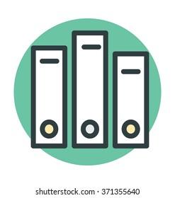 Arch Files Vector Icon
