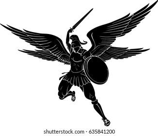 Archangel Sword Strike