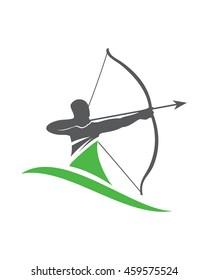 Archery Logo Images, Stock Photos & Vectors | Shutterstock