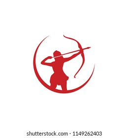 Archer Woman Logo