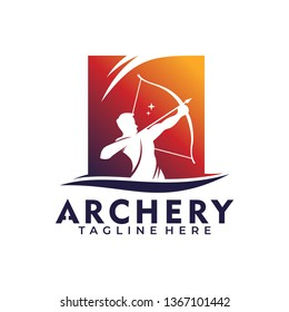archery logo icon