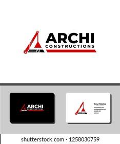 archi constructions logo