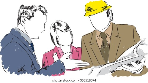 architects 3 illustration