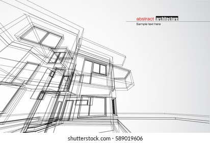 Architectural layout