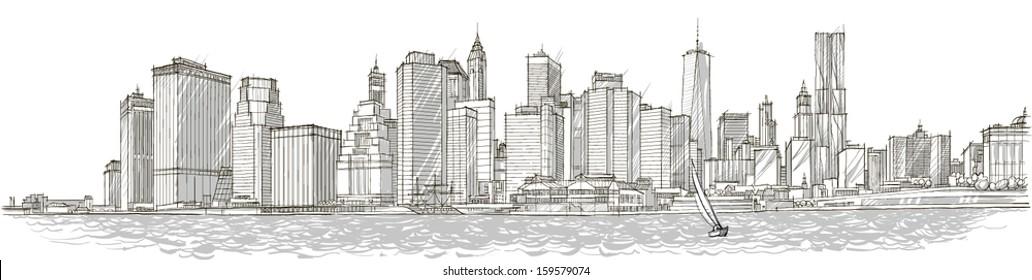 Architecture - Illustration
