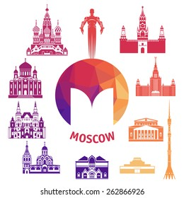 architecture of Moscow