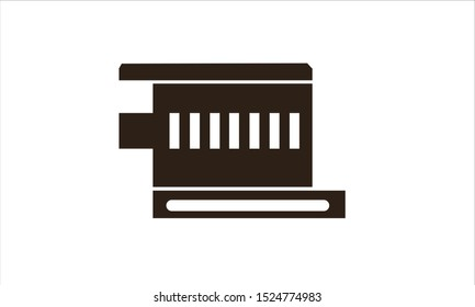 Arm for sights - vector illustration