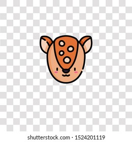 armadillo icon sign and symbol. armadillo color icon for website design and mobile app development. Simple Element from animals collection for mobile concept and web apps icon.