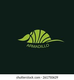ARMADILLO logo vector