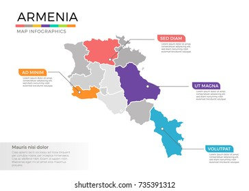 Armenia Map Images, Stock Photos & Vectors   Shutterstock on
