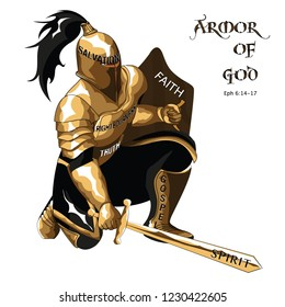 Armor of God, taken from the epistle of Apostle