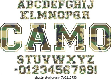 Army Font Images, Stock Photos & Vectors | Shutterstock