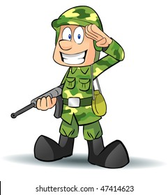 army character