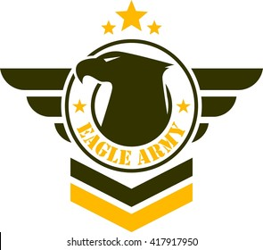 Army Logo Template