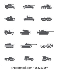 Army. Vector format