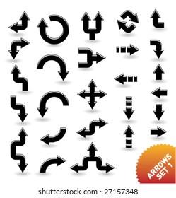 arrow icons [set 1]